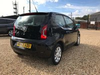 USED 2012 62 VOLKSWAGEN UP 1.0 Move up! 3dr £20 Road Tax