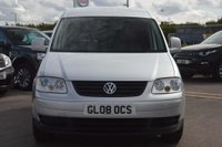 USED 2008 08 VOLKSWAGEN CADDY 1.9 TDI PD C20 Panel Van DSG 4dr AIR CON*AUTOMATIC*FULL HISTORY