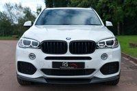 USED 2015 64 BMW X5 3.0 30d M Sport Auto xDrive (s/s) 5dr NAV+HEATED LEATHER+AERO KIT