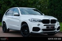 USED 2015 64 BMW X5 3.0 30d M Sport Auto xDrive (s/s) 5dr NAV+HEATED LEATHER+AERO KIT