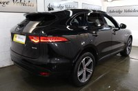 USED 2016 66 JAGUAR F-PACE 2.0d R-Sport Auto AWD (s/s) 5dr SLIDING PAN ROOF + REAR CAM!