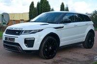 USED 2016 66 LAND ROVER RANGE ROVER EVOQUE 2.0 TD4 HSE Dynamic Auto 4WD (s/s) 5dr NAV+PANORAMIC ROOF+CAMERA