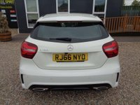 USED 2016 66 MERCEDES-BENZ A CLASS 1.6 A180 AMG Line (Premium Plus) (s/s) 5dr Pan Roof, Nav, Rear Cam