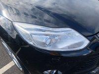 USED 2012 12 FORD FOCUS 1.6 TITANIUM X 5d 148 BHP SAT NAV + PARKING SENSORS