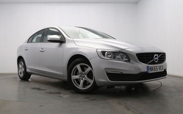 2015 65 VOLVO S60 2.0 D4 BUSINESS EDITION 4d 188 BHP