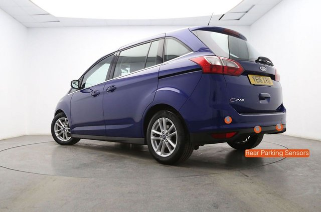 FORD GRAND C-MAX at Georgesons