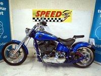 USED 2009 58 HARLEY-DAVIDSON FXCWC ROCKER C