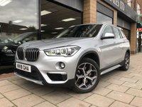 2018 BMW X1 XDRIVE20I XLINE 5d AUTO 189 BHP £25495.00