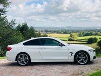 USED 2014 64 BMW 4 SERIES 2.0 420I SPORT 2d 181 BHP