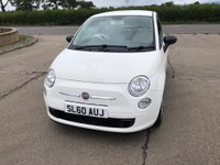 2010 FIAT 500 1.2 POP 3d 69 BHP £2995.00