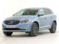 USED 2017 67 VOLVO XC60 2.0 D4 SE Lux Nav 5d Auto 188 bhp [£4,100 OPTIONS] WINTER FAMILY CAMERA F&R-PARK