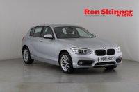 USED 2019 19 BMW 1 SERIES 1.5 118I SE BUSINESS 5d 134 BHP