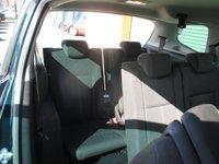 USED 2014 14 VAUXHALL ZAFIRA TOURER 2.0 SRI CDTI 5d AUTO 162 BHP SEVEN SEATER - BEAUTIFUL DEEP GREEN METALLIC PAINT