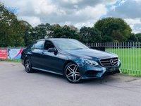 USED 2015 65 MERCEDES-BENZ E CLASS 2.1 E250 CDI AMG NIGHT EDITION 4d AUTO 201 BHP Euro 6! Full Mercedes History! Sat Nav, DAB, Bluetooth, Leather!