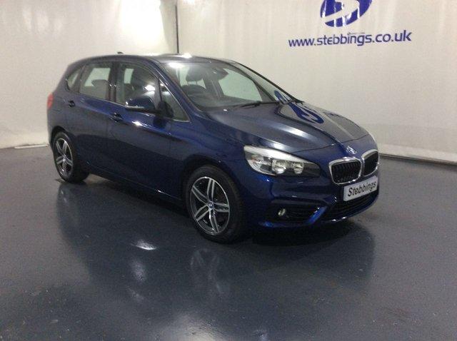 2015 15 BMW 2 SERIES ACTIVE TOURER 1.5 218I SPORT 5d 134 BHP
