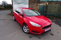 USED 2015 15 FORD FOCUS 1.6 STYLE 5d 104 BHP One Owner With Only 21,000 Miles