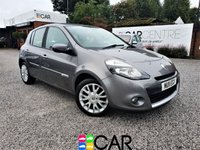 USED 2011 11 RENAULT CLIO 1.1 DYNAMIQUE TOMTOM TCE 5d 100 BHP 2 PREVIOUS OWNERS+FULL SERVICE