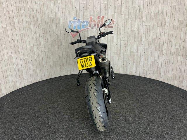 KTM 790 DUKE at Rite Bike