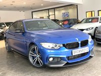 USED 2016 16 BMW 4 SERIES GRAN COUPE 2.0 420I M SPORT GRAN COUPE 4d AUTO 181 BHP BM PERFORMANCE STYLING+PLUS PK