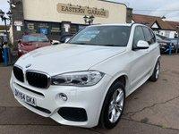 2014 BMW X5 3.0 XDRIVE30D M SPORT 5d AUTO 255 BHP £27495.00