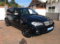 USED 2013 13 BMW X5 3.0 XDRIVE40D M SPORT 5d AUTO 302 BHP