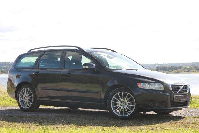 2009 59 VOLVO V50 1.6 D DRIVE SE 5d 109 BHP