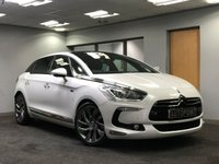 USED 2013 13 CITROEN DS5 2.0 HYBRID4 DSPORT EGS 5d AUTO 161 BHP +++LOW MILES+++