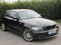 USED 2007 57 BMW 1 SERIES 2.0 120D SE 3d  * SPORT * ECONOMICAL * CRUISE CONTROL *