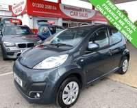 2014 PEUGEOT 107 1.0 ACTIVE 5d 68 BHP *ONLY 14,000 MILES* £4495.00
