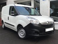 USED 2016 16 VAUXHALL COMBO 1.3 2000 L1H1 CDTI 1d 90 BHP GREAT VALUE COMBO VAN