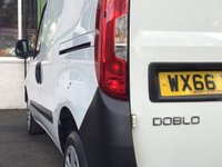 USED 2016 66 FIAT DOBLO 1.3 16V MULTIJET 1d 90 BHP FINANCE DEPOSIT FROM JUST £99