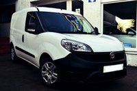 USED 2016 16 FIAT DOBLO 1.3 16V MULTIJET 1d 90 BHP GREAT VALUE DOBLO VAN