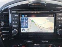 USED 2017 67 NISSAN JUKE 1.6 N-CONNECTA XTRONIC 5d AUTO 117 BHP