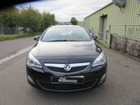 USED 2011 61 VAUXHALL ASTRA 1.6 EXCLUSIV 5d 113 BHP GOOD VALUE ESTATE CAR