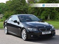 2011 BMW 3 SERIES 3.0 335D M SPORT 2d AUTO 282 BHP £9995.00