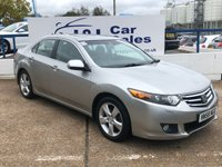 USED 2008 58 HONDA ACCORD 2.4 I-VTEC EX 4d AUTO 198 BHP