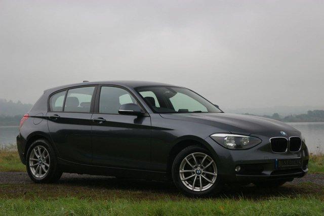 2013 63 BMW 1 SERIES 1.6 116I SE 5d AUTO 135 BHP