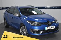 USED 2015 15 RENAULT MEGANE 1.5 GT LINE TOMTOM ENERGY DCI S/S 5d 110 BHP (ONE OWNER - ZERO ROAD TAX)