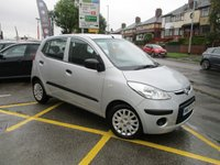 USED 2009 09 HYUNDAI I10 1.2 CLASSIC 5d 77 BHP Very Low Mileage & Great Value