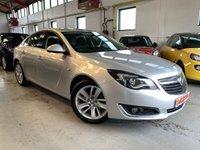 USED 2015 15 VAUXHALL INSIGNIA 2.0 SRI CDTI 5d AUTO 160 BHP