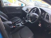 USED 2015 65 SEAT LEON 1.4L TSI FR TECHNOLOGY 5d 150 BHP