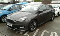 USED 2017 67 FORD FOCUS 1.5 ST-LINE 5d 148 BHP