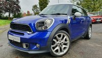 "USED 2013 13 MINI PACEMAN 2.0 COOPER SD 3d 143BHP 2KEYS+LEATHER+HISTORY+NAV+CD+CLIMATE+PARK+HEATED SEAT+19"" ALLOY+"