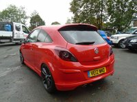 USED 2012 12 VAUXHALL CORSA 1.2 LIMITED EDITION 3d 83 BHP 2 OWNER+GOOD SERVICE HISTORY