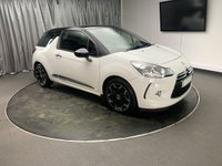USED 2013 13 CITROEN DS3 1.6 E-HDI DSTYLE PLUS 3d 90 BHP £0 DEPOSIT FINANCE AVAILABLE, AIR CONDITIONING, AUX INPUT, BLUETOOTH CONNECTIVITY, CLIMATE CONTROL, CRUISE CONTROL, DAYTIME RUNNING LIGHTS, REAR PARKING SENSORS, START/STOP SYSTEM, STEERING WHEEL CONTROLS, TRIP COMPUTER