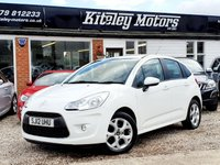 USED 2012 12 CITROEN C3 1.4 WHITE SPECIAL EDITION