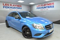 USED 2014 14 MERCEDES-BENZ A CLASS 2.1 A200 CDI SPORT 5d AUTO 136 BHP Cheap Tax, Automatic, Xenons, Bluetooth, Half Leather