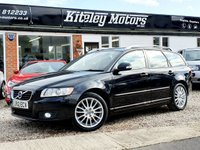 USED 2012 12 VOLVO V50 1.6 DRIVE SE LUX EDITION NAV & HEATED LEATHER, FREE TAX!