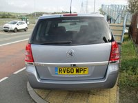 USED 2010 60 VAUXHALL ZAFIRA 1.8 ENERGY 5d 138 BHP 8 Stamps Service History. 1 Owner Car. New MOT & Full Service Done on purchase + 2 YEARS FREE MOT TEST & 2 YEARS FULL SERVICE'S INCLUDED. 3 Months Russell Ham Quality Warranty . All Car's Are HPI Clear . Finance Arranged - Credit Card's Accepted . for more cars www.russellham.co.uk  + Spare Key & Owners Book Pack.