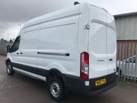 USED 2017 67 FORD TRANSIT 350 130PS LWB H/R L3H3 EURO 6 **AIRCON**VERY LOW MILES**